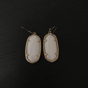 Kendra Scott small statement earrings